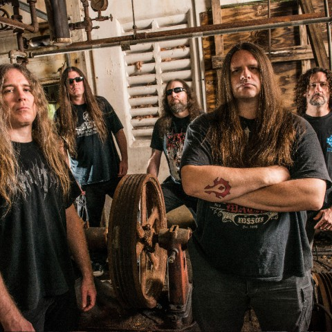 cannibal corpse 2014 band photo